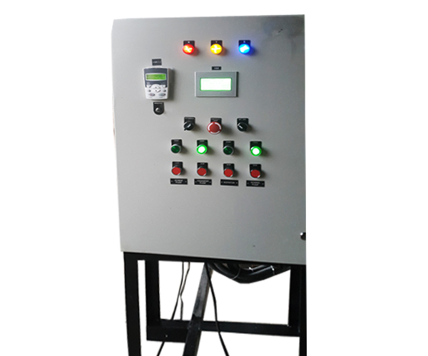 Control Panel for Dosing System