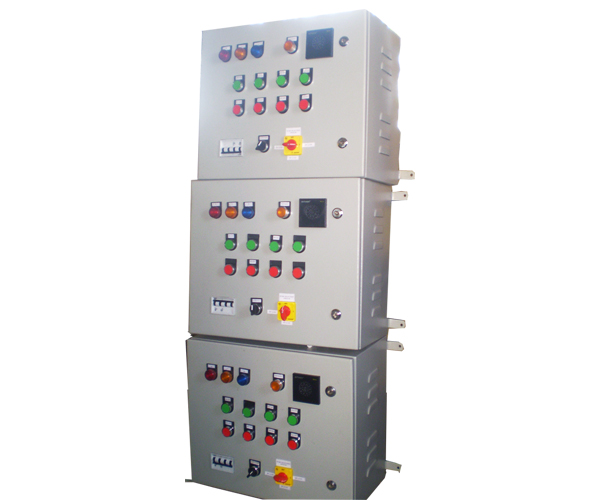 Dosing System Control Panel