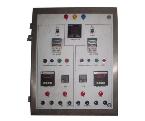 Fermenter Control Panel