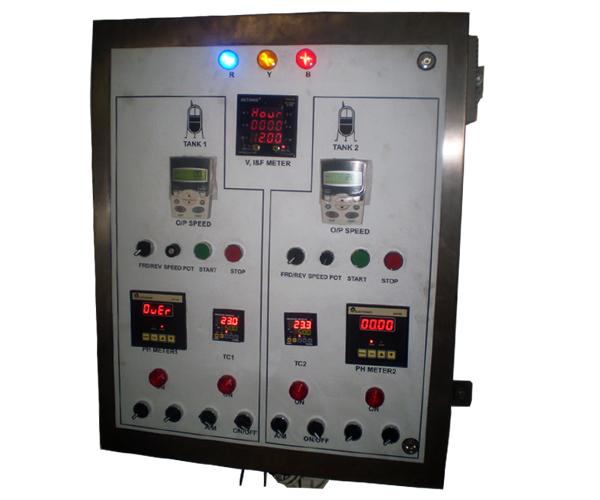 pH & DO Control Panel